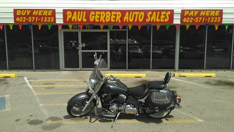 Motorcycles & Scooters For Sale in Omaha, NE - Paul Gerber Auto Sales