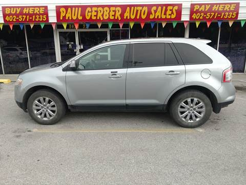 Ford For Sale in Omaha, NE - Paul Gerber Auto Sales