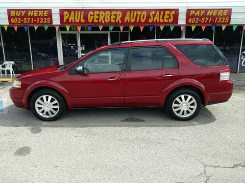 2009 Ford Taurus X for sale in Omaha, NE