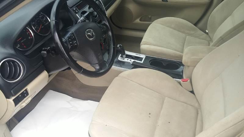 2008 Mazda MAZDA6 for sale at Paul Gerber Auto Sales in Omaha NE