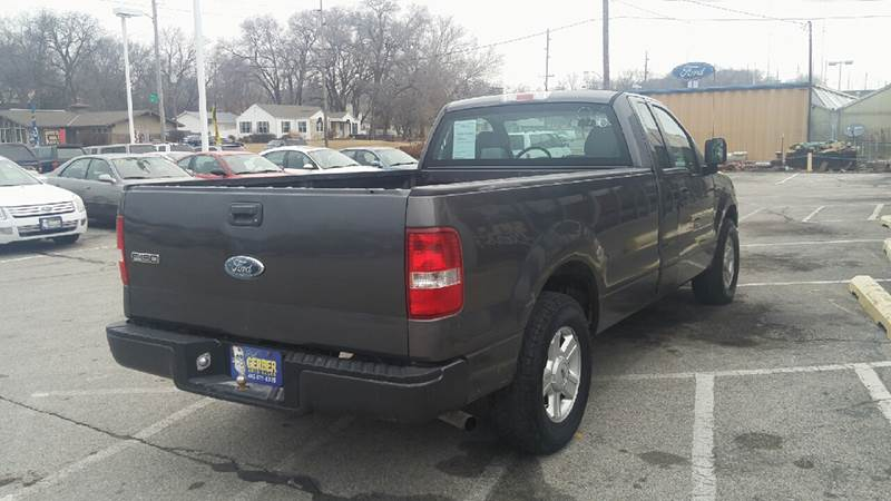 2007 Ford F-150 for sale at Paul Gerber Auto Sales in Omaha NE