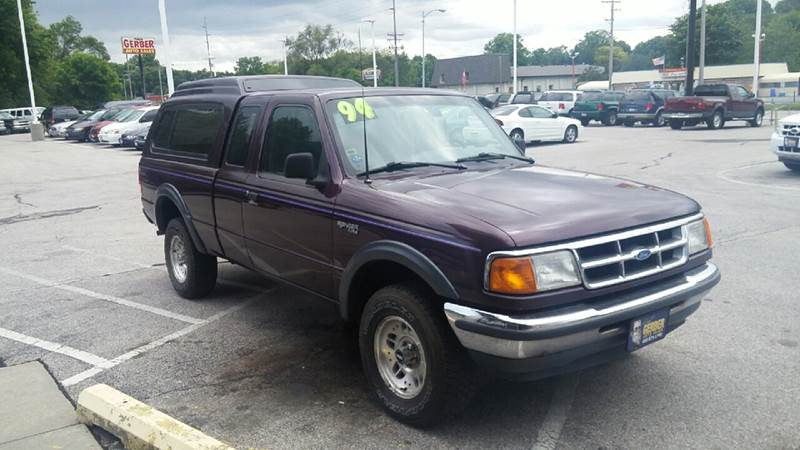 1994 Ford Ranger for sale at Paul Gerber Auto Sales in Omaha NE