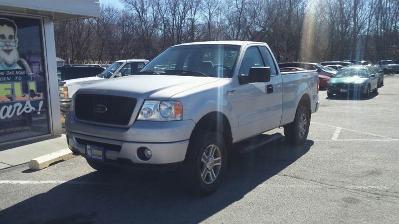 2008 Ford F-150 for sale at Paul Gerber Auto Sales in Omaha NE