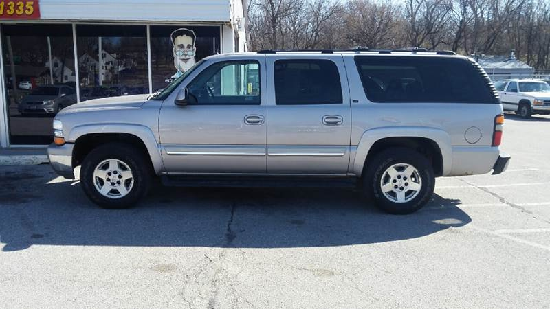 2005 Chevrolet Suburban for sale at Paul Gerber Auto Sales in Omaha NE