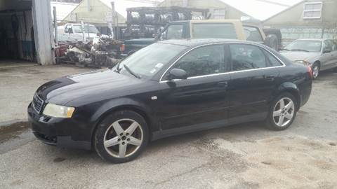 2003 Audi A4 for sale at Paul Gerber Auto Sales in Omaha NE
