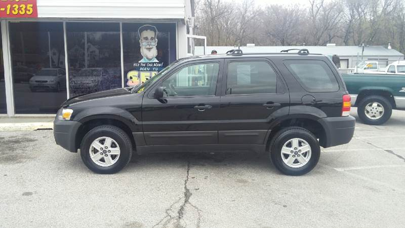 2006 Ford Escape for sale at Paul Gerber Auto Sales in Omaha NE