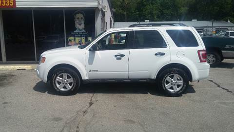 2011 Ford Escape Hybrid for sale at Paul Gerber Auto Sales in Omaha NE