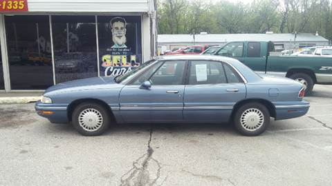 1999 Buick LeSabre for sale at Paul Gerber Auto Sales in Omaha NE