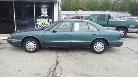1996 Oldsmobile Eighty-Eight for sale at Paul Gerber Auto Sales in Omaha NE