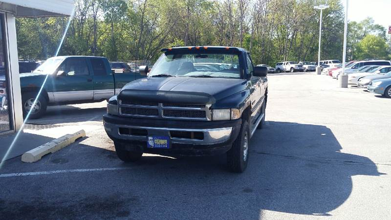 1994 Dodge Ram Pickup 1500 for sale at Paul Gerber Auto Sales in Omaha NE