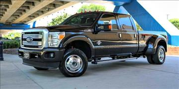 2013 Ford F-350 Super Duty for sale at Motorcars of Dallas in Carrollton TX