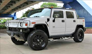 2005 HUMMER H2 SUT for sale at Motorcars of Dallas in Carrollton TX