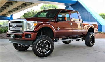 2015 Ford F-250 Super Duty for sale at Motorcars of Dallas in Carrollton TX