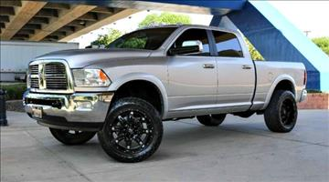 2012 RAM Ram Pickup 2500 for sale at Motorcars of Dallas in Carrollton TX