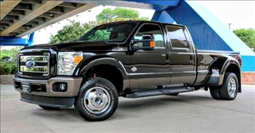 2016 Ford F-350 Super Duty for sale at Motorcars of Dallas in Carrollton TX