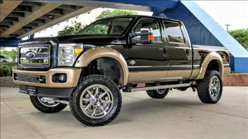 2011 Ford F-250 Super Duty for sale at Motorcars of Dallas in Carrollton TX