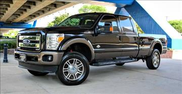 2015 Ford F-350 Super Duty for sale at Motorcars of Dallas in Carrollton TX