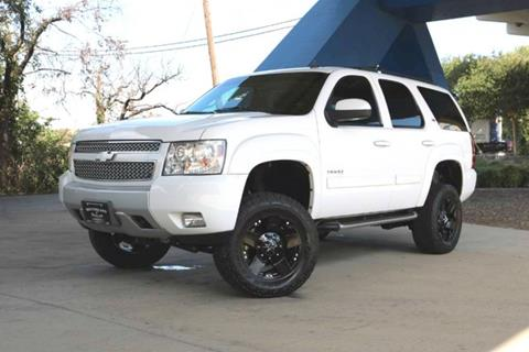 2014 Chevrolet Tahoe for sale at Motorcars of Dallas in Carrollton TX