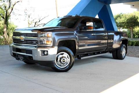 2015 Chevrolet Silverado 3500HD for sale at Motorcars of Dallas in Carrollton TX