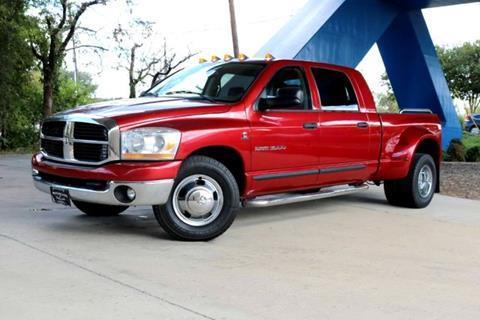 2006 Dodge Ram Pickup 3500 for sale at Motorcars of Dallas in Carrollton TX