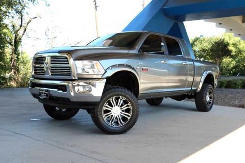 2010 Dodge Ram Pickup 2500 for sale at Motorcars of Dallas in Carrollton TX