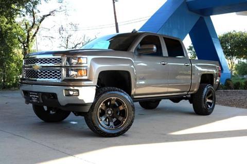 2015 Chevrolet Silverado 1500 for sale at Motorcars of Dallas in Carrollton TX