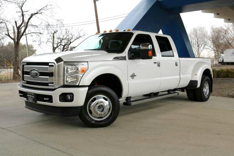 2015 ford f-350 super duty platinum in carrollton tx - motorcars of