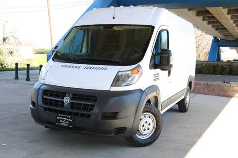 2017 RAM ProMaster Cargo for sale in Carrollton, TX