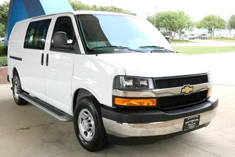 2018 Chevrolet Express Cargo for sale in Carrollton, TX