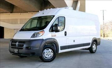 2015 RAM ProMaster Cargo for sale at Motorcars of Dallas in Carrollton TX