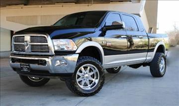 2012 RAM Ram Pickup 2500 for sale at Motorcars of Dallas in Carrollton TX