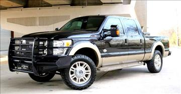 2014 Ford F-250 Super Duty for sale at Motorcars of Dallas in Carrollton TX