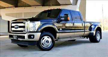 2014 Ford F-350 Super Duty for sale at Motorcars of Dallas in Carrollton TX