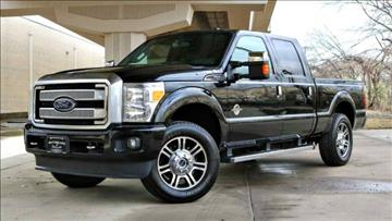 2016 Ford F-250 Super Duty for sale at Motorcars of Dallas in Carrollton TX