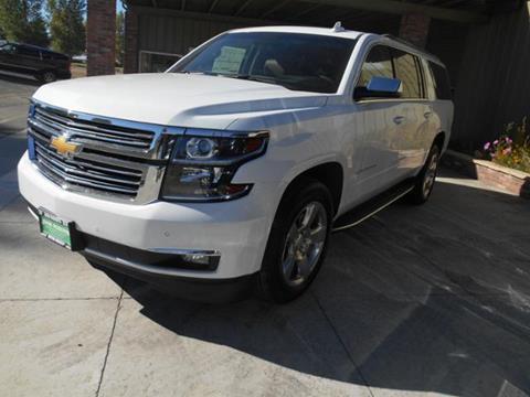 2017 Chevrolet Suburban for sale in Gunnison, CO