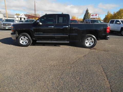 2014 Chevrolet Silverado 1500 for sale in Gunnison, CO