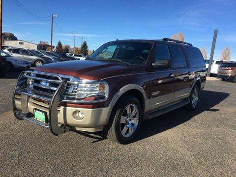 2007 Ford Expedition EL for sale in Gunnison, CO