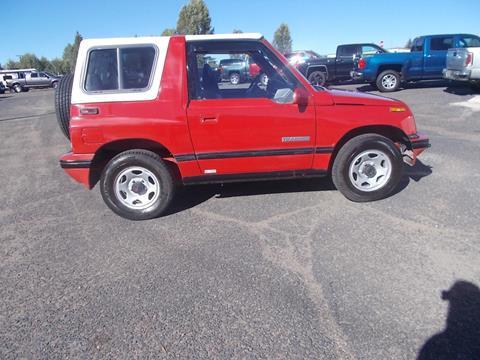 1990 GEO Tracker for sale in Gunnison, CO