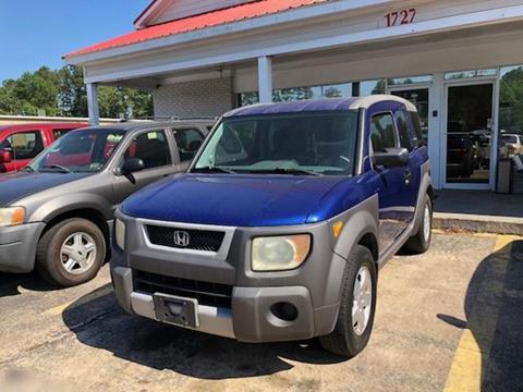 2004 Honda Element for sale in Summerville, SC