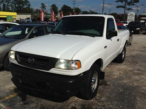 2002 Mazda Truck for sale in Summerville, SC