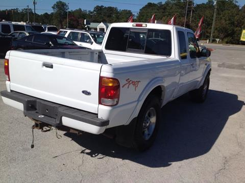 2001 Mazda B-Series Pickup for sale in Summerville, SC