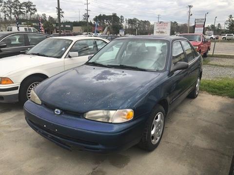 2000 Chevrolet Prizm for sale in Summerville, SC