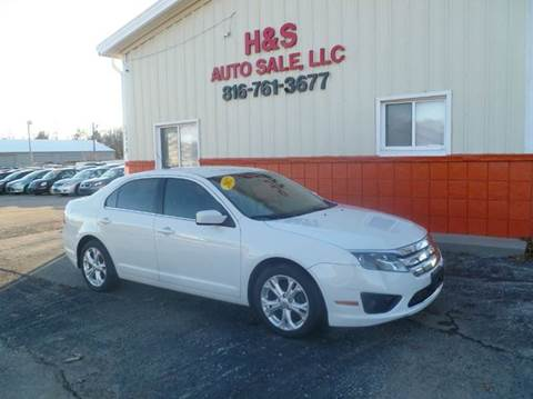 2012 Ford Fusion for sale in Grandview, MO