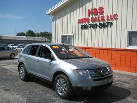 2007 Ford Edge for sale in Grandview, MO