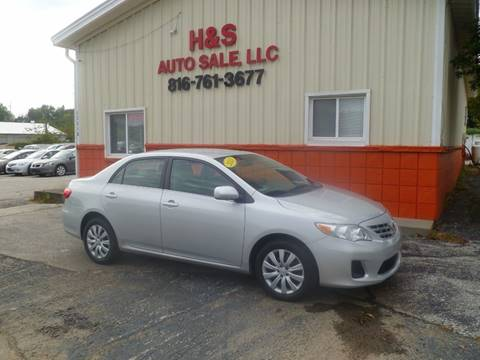 2013 Toyota Corolla for sale in Grandview, MO