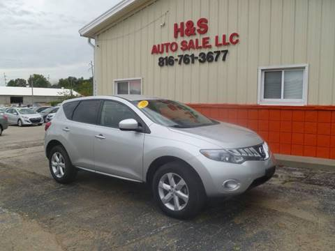 2010 Nissan Murano for sale in Grandview, MO