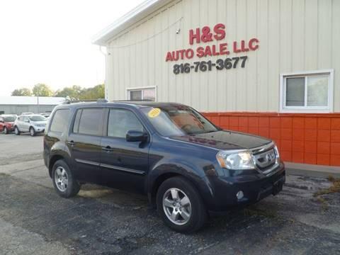 2011 Honda Pilot for sale in Grandview, MO