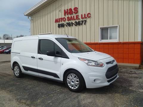 2016 Ford Transit Connect Cargo for sale in Grandview, MO