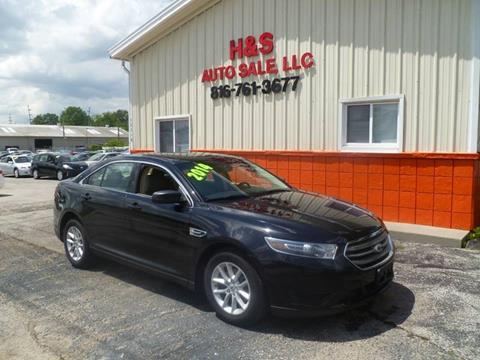 2014 Ford Taurus for sale in Grandview, MO