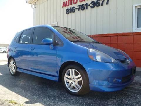 2008 Honda Fit for sale in Grandview, MO